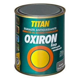 Pintura antioxidante para metal