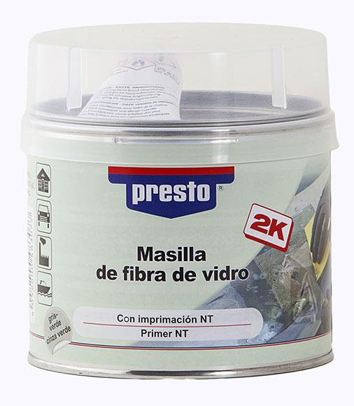 Masilla presto fibra vidrio ref 19428724 leroy merlin - Masilla de fibra de vidrio ...