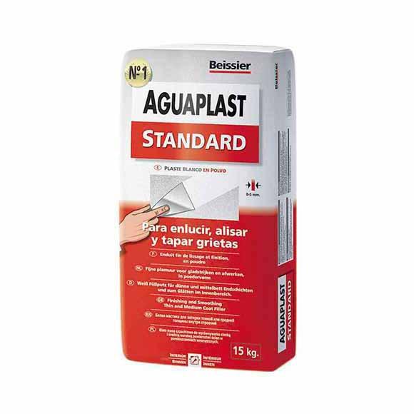 Aguaplast beissier standard en polvo ref 11549440 leroy for Tarjeta socio leroy merlin