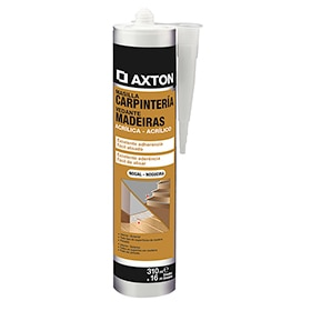 Resultado de imagen de masilla acrilica roble axton