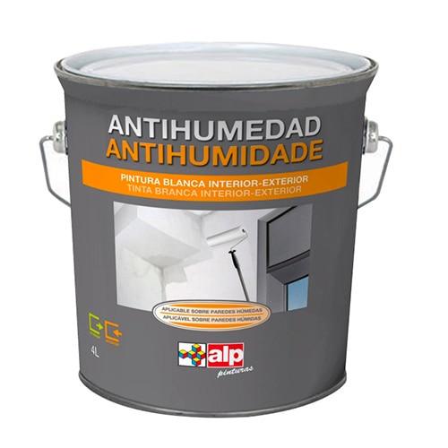 Pintura antihumedad alp pinturas pintura antihumedad alp - Pintura antihumedad interior ...