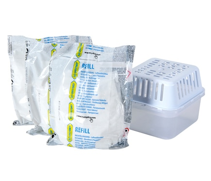 Humydry Impermeabilizante PACK 3 RECAMBIOS 450