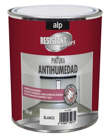 Impermeabilizante pintura antihumedad alp ref 13813450 - Pintura vintage leroy merlin ...
