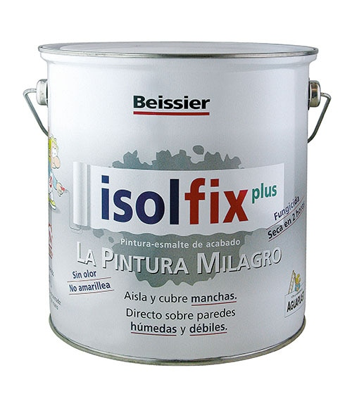 Pintura antimanchas isolfix plus leroy merlin for Pintura para azulejos precio leroy merlin