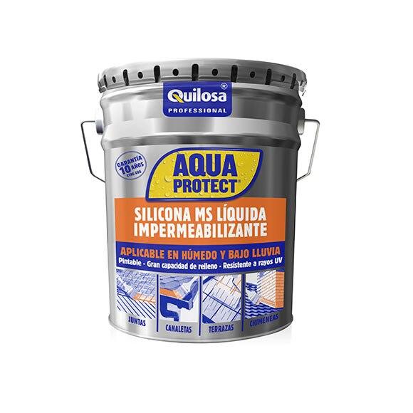 Silicona impermeabilizante aquaprotect ms l quida for Guaina liquida leroy merlin