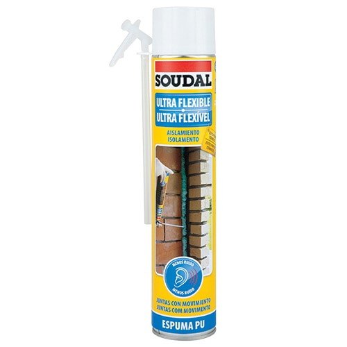 Espuma poliuretano soudal flexible ref 16154880 leroy - Espuma poliuretano leroy merlin ...