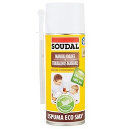 Espuma de poliuretano soudal manualidades ref 16154901 - Espuma poliuretano leroy merlin ...