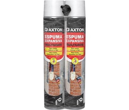 d713e397c75 Pack 2 Espumas de poliuretano MULTIUSOS 750 ml Ref. 81884789 - Leroy ...