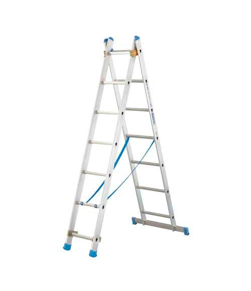 Escalera 2 tramos artub 2 tr bricolaje ref 13008905 for Escaleras interior leroy merlin
