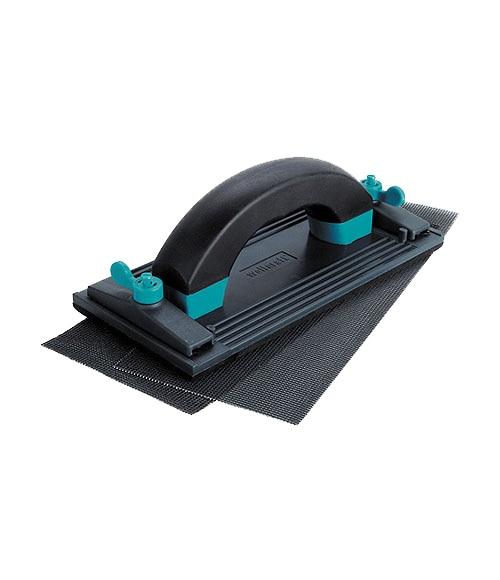 Kit de soporte para lijar lijas grandes superficies 2 for Alquiler lijadora pared leroy merlin