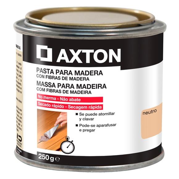 Pasta para madera 250 gr axton neutra ref 18727254 - Pasta para reparar madera ...