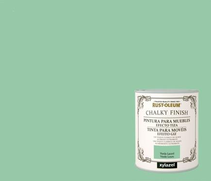 chalky finish verde laurel leroy merlin