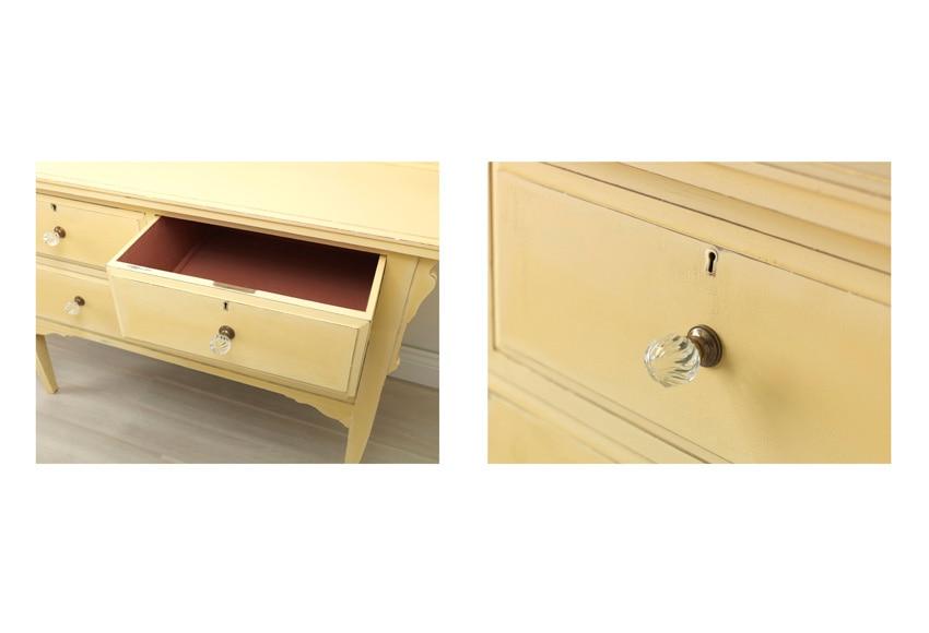 Pintura para muebles 750 ml rustoleum efecto tiza mostaza - Pintura ala tiza leroy merlin colores ...
