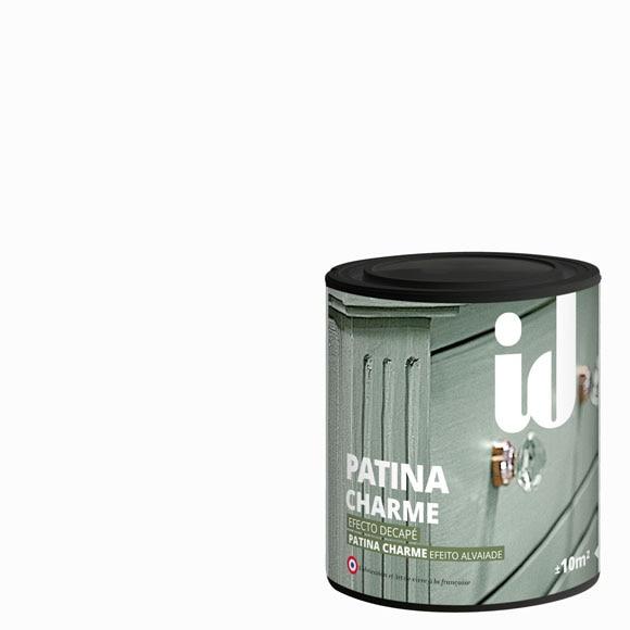 Pintura Para Muebles 500 Ml Les Decoratives Patina Charme Blanca