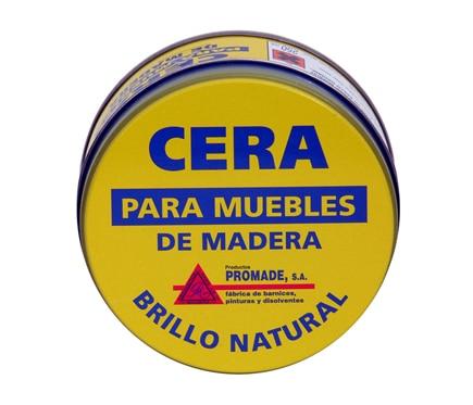 Productos Promade Cera para muebles CERA PARA MUEBLES NOGAL