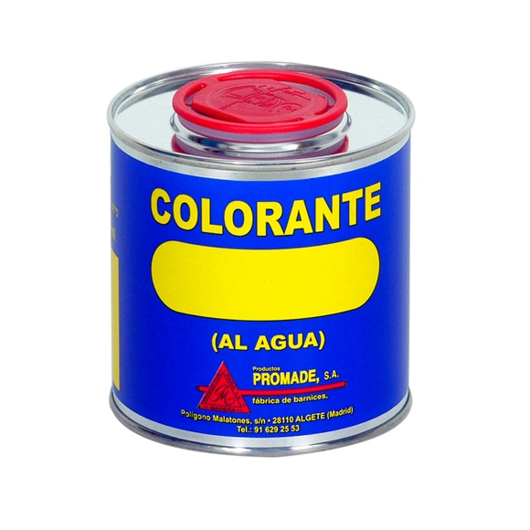 colorante al agua nogal leroy merlin
