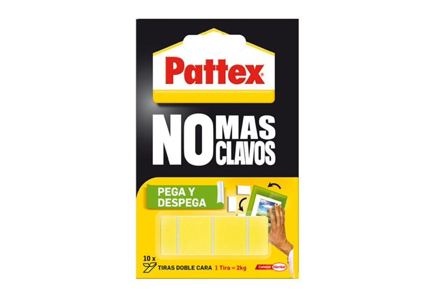 cinta de doble cara pattex doble cara precortada pattex