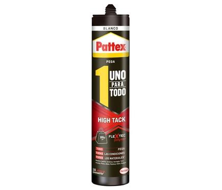 Adhesivo de montaje en cartucho pattex uno para todo high - Pegamento fuerte para madera ...