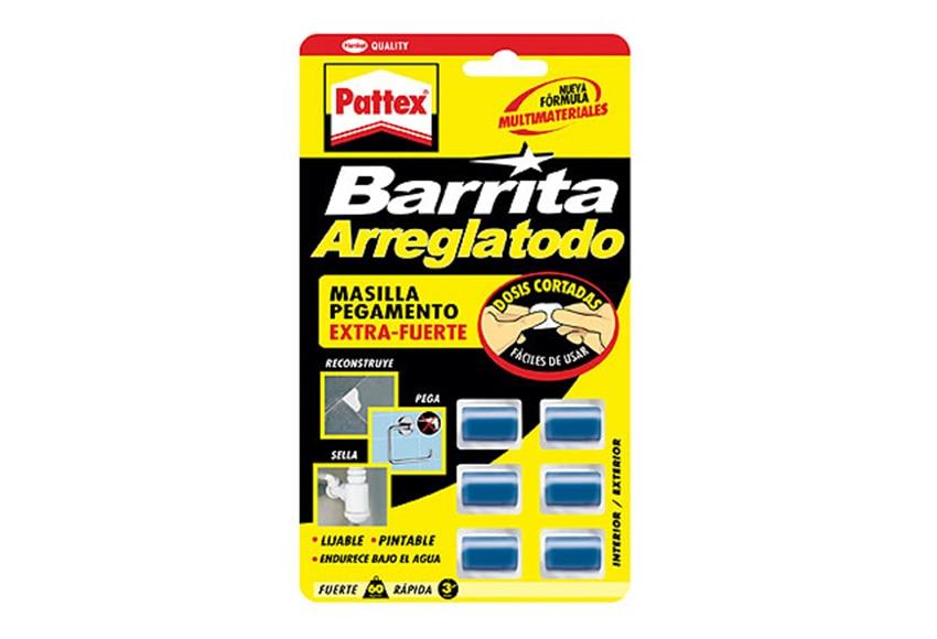 Masilla pegamento extra fuerte en monodosis pattex barrita - Pattex barrita arreglatodo ...