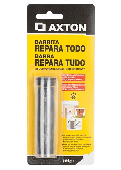 Barra bicomponente epoxi axton repara todo 56 gr ref - Epoxi leroy merlin ...