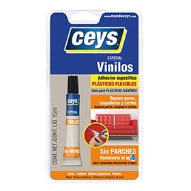 6f12d98efa0 Adhesivo especial Ceys VINILCEYS PLASTICOS FLEXIBLES