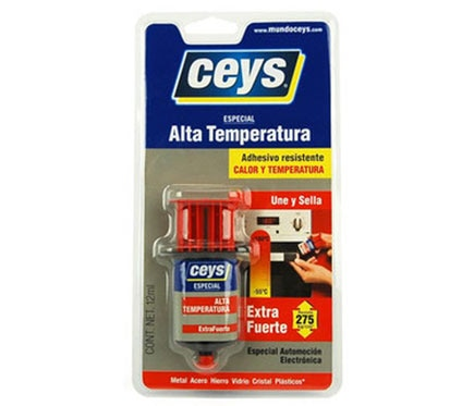 Ceys Adhesivo reparador ALTAS TEMPERATURAS