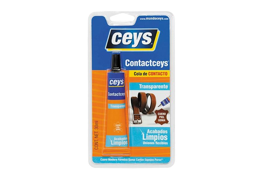 Cola de contacto ceys contact transparente ref 16781086 for Leroy merlin contacto