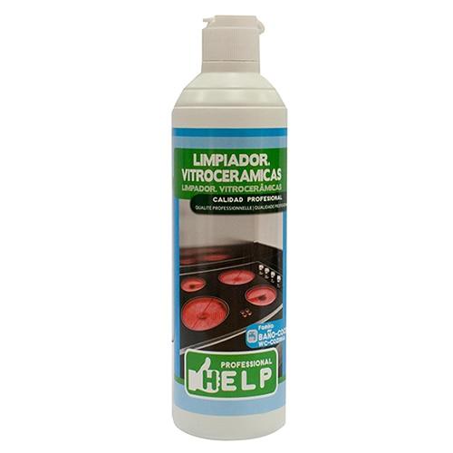 Limpiador vitrocer micas help ref 16126985 leroy merlin - Vitroceramicas leroy merlin ...