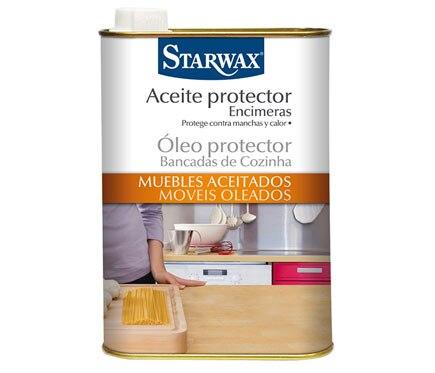 Aceite Protector Encimeras Starwax Ref 16145311 Leroy