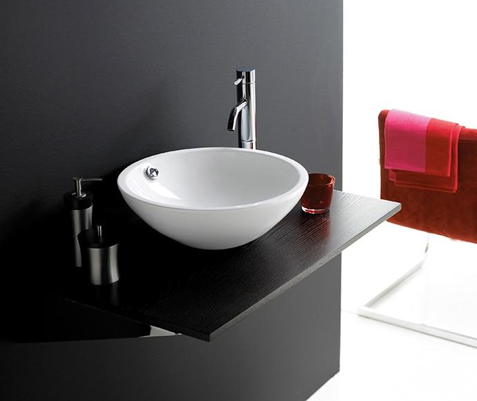 Tienda Lavabos Para Baño:Lavabo de baño SERIE CASTELLON Ref 12745061 – Leroy Merlin