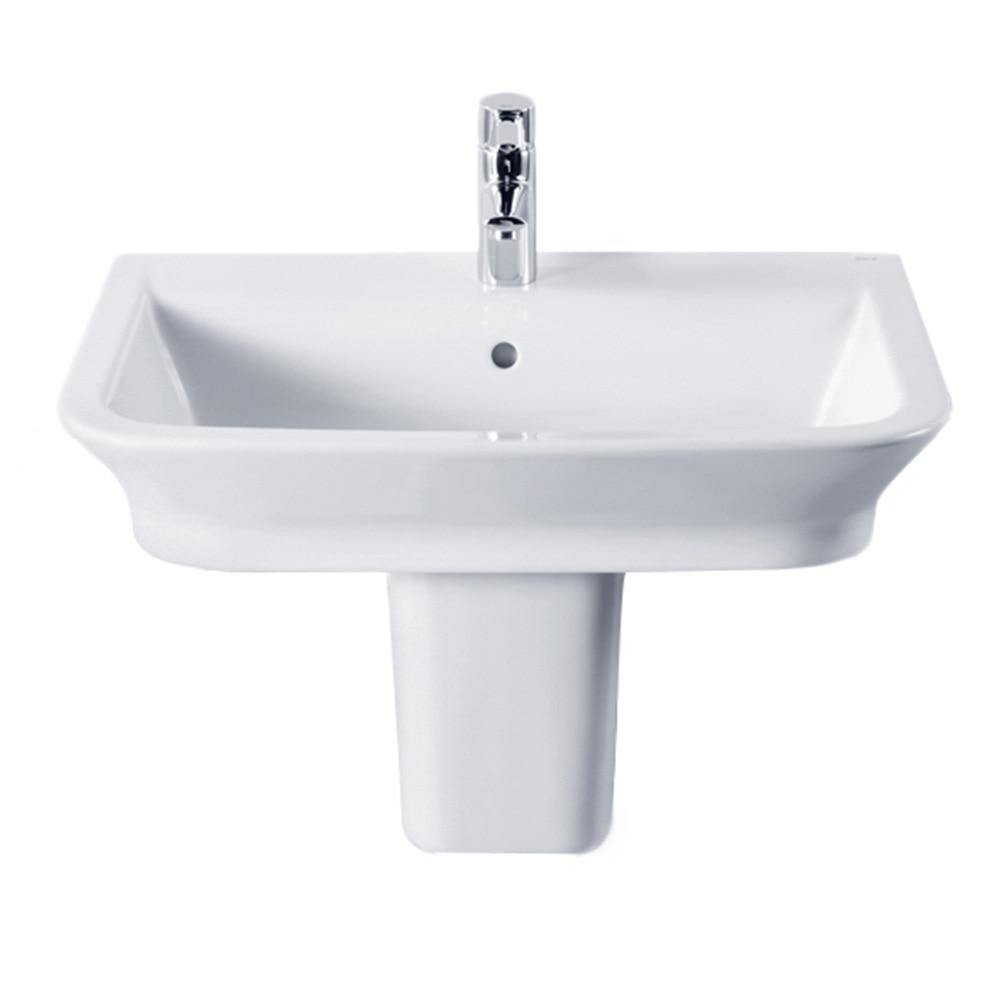lavabo de ba o roca serie the gap lavabo ref 15105265 leroy merlin. Black Bedroom Furniture Sets. Home Design Ideas