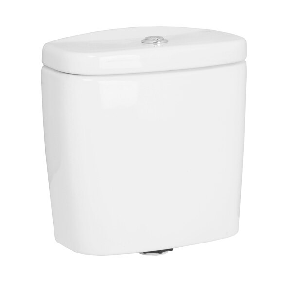 Cisterna de wc roca victoria ref 14522501 leroy merlin for Inodoro victoria precio