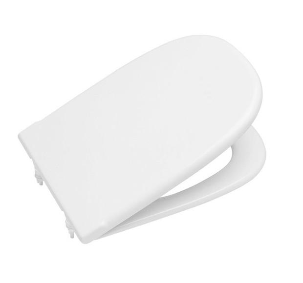 Juego De Baño Dama Senso:Tapa de wc Roca DAMA SENSO Ref 12444383 – Leroy Merlin