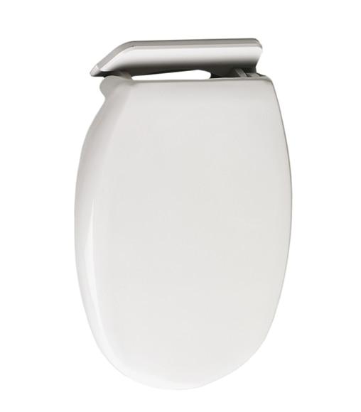 Tapa de wc lorinvis blanco ref 15614011 leroy merlin for Tapas wc leroy merlin