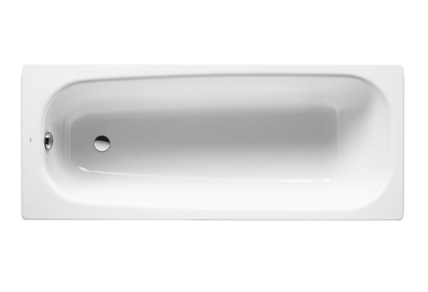 Tinas De Baño Baratas:Bañera de acero Roca ACERO CONTESA BLANCO Ref 256522 – Leroy Merlin