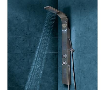 Columna de hidromasaje ducha trevi termost tica ref - Columnas de ducha termostaticas ...