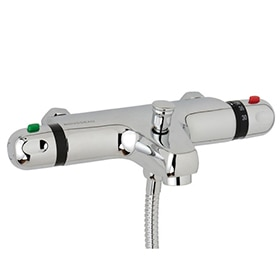 Grifo termost tico de ducha hermes cr ref 13004040 for Rousseau griferia