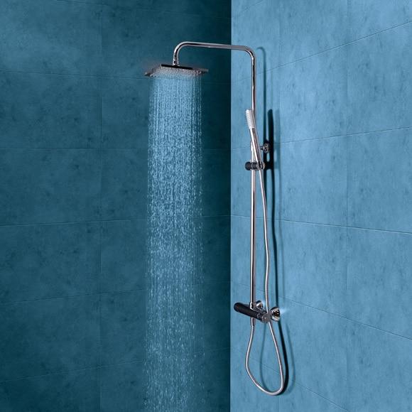Combinado de ducha con grifo termost tico star rain ref - Combinados de ducha ...
