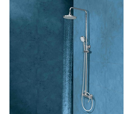 Combinado de ducha sensea hera ref 16887283 leroy merlin - Combinados de ducha ...