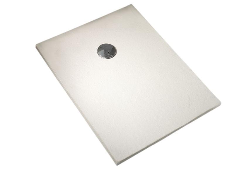 Plato de ducha carga mineral compact cuadrado ref for Platos de ducha cuadrados