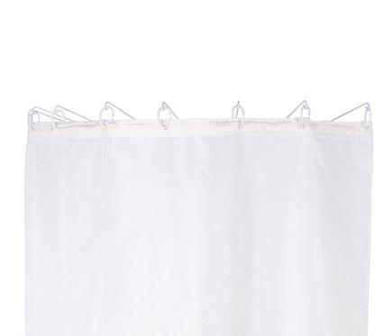 Barra para la cortina de la ducha paraguas ref 15375752 - Barra ducha leroy merlin ...