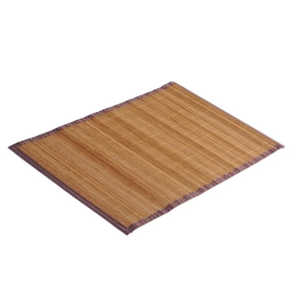 Alfombra de ba o sensea bambu natural ref 14886074 leroy merlin - Alfombra de bambu ...