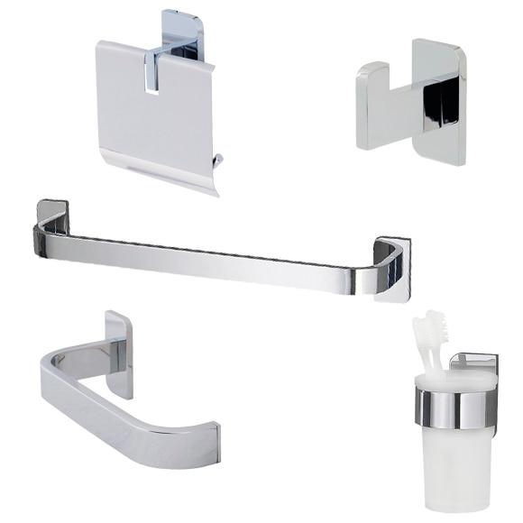 accesorios de ba o sin tornillos