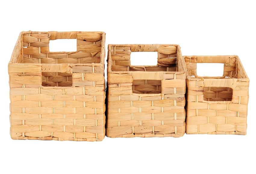 set de 3 cestas haiti ref 16022825 leroy merlin
