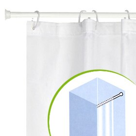 Barras para cortinas de ba o leroy merlin - Barras de cortina leroy merlin ...