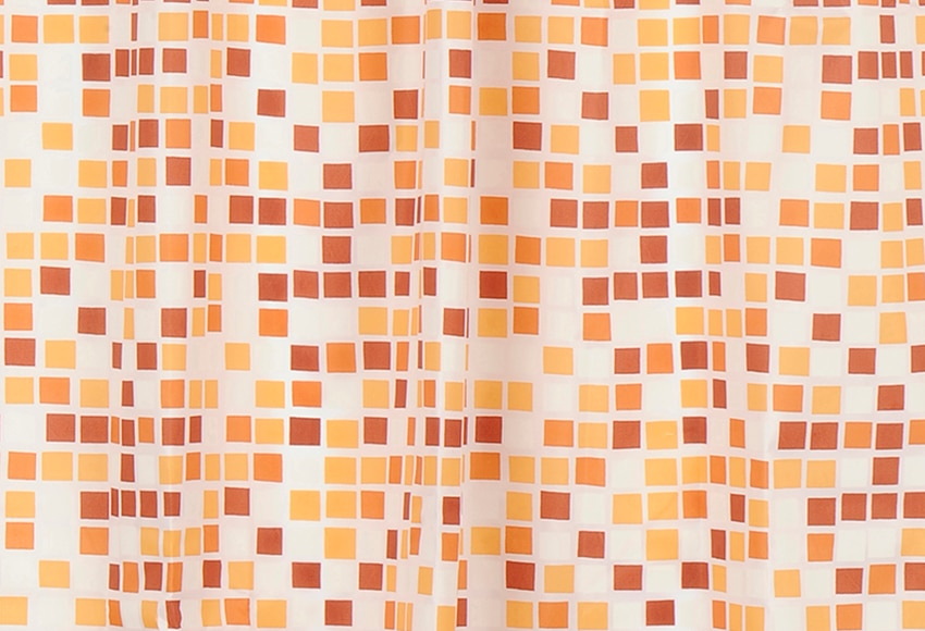Cortina de ba o mosaico beige ref 13276354 leroy merlin for Mosaico leroy merlin