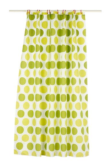 Cortina de ba o pop noste verde ref 13277075 leroy merlin - Leroy merlin cortinas bano ...