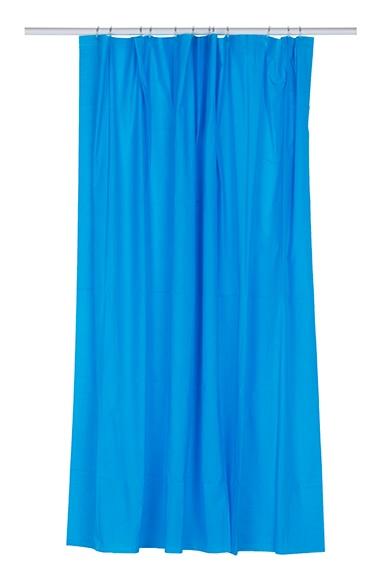 Cortina de ba o siena azul ref 14974841 leroy merlin - Leroy merlin cortinas de bano ...