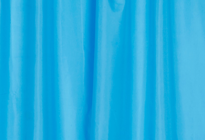Cortinas De Baño Azul:cortina de bano liso azul Ref 14974925 – Leroy Merlin