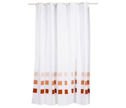 Cortina de ba o llas beige ref 16623432 leroy merlin - Leroy merlin cortinas bano ...
